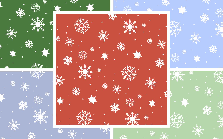 Snowflake Repeat