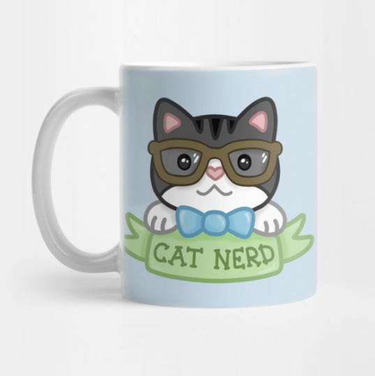 Cat Nerd