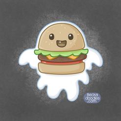 Hamburger Ghostie
