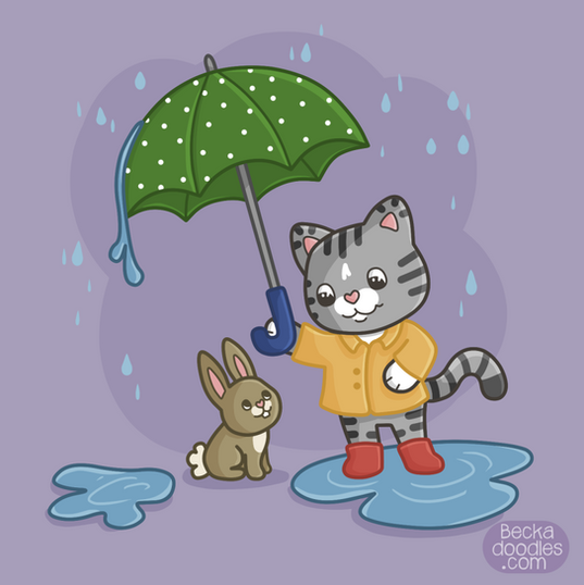 Rainy Friends