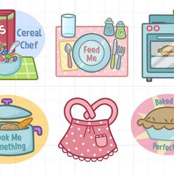 Kitchen Cuties