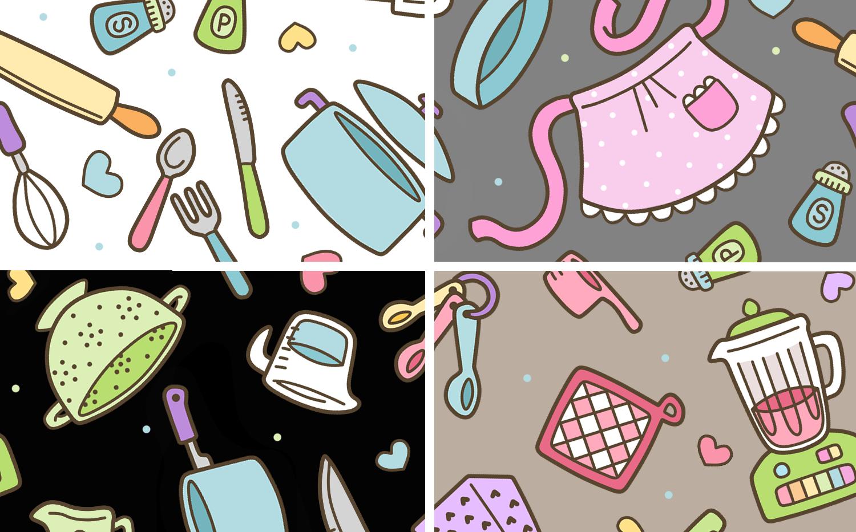 Kitchen Cuties Repeat
