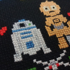 Droid Stitches