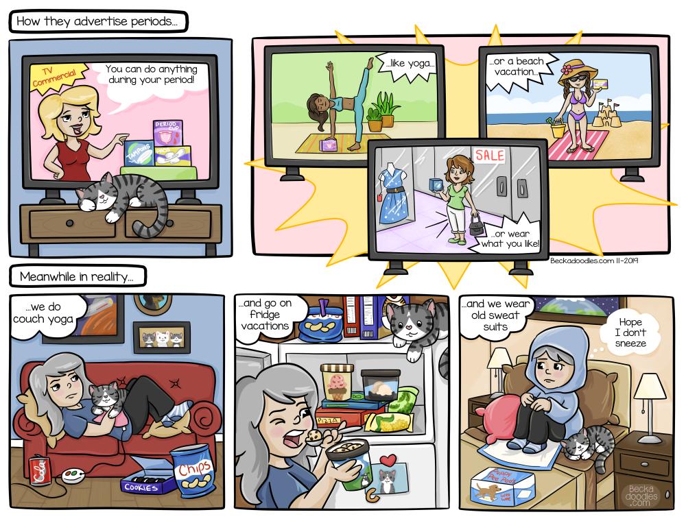 Period comic