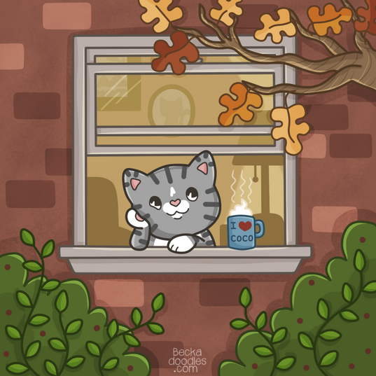 In the Window