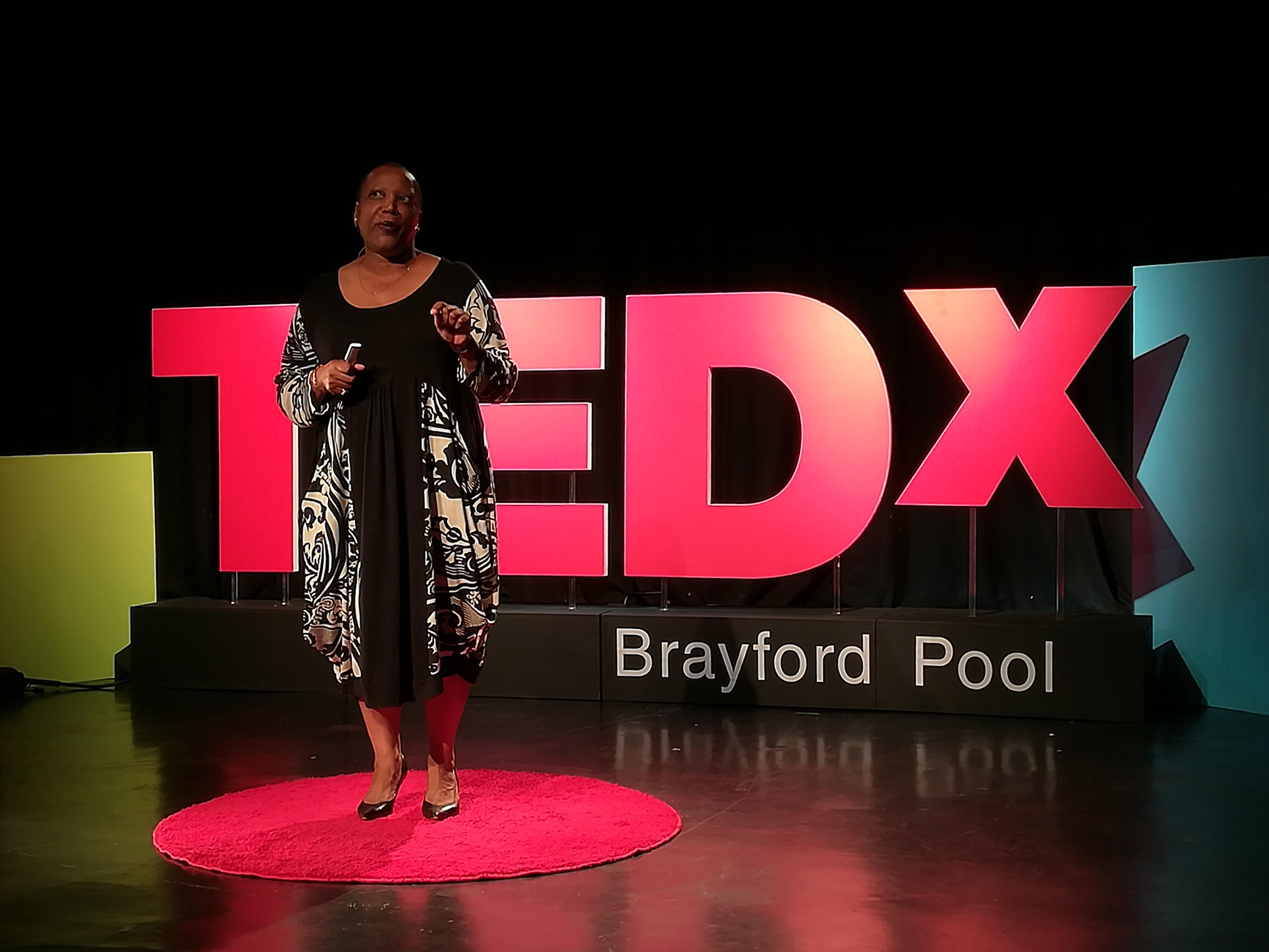 TEDx Sue Liburd