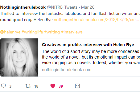 Interview at NITRB