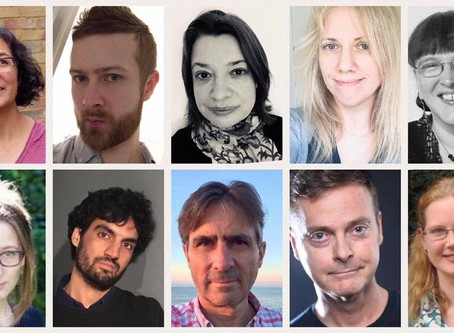 Flashing Norwich - Flash Fiction Reading Event, May 1 2019