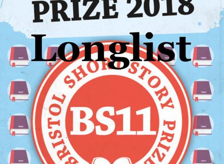 Bristol Short Story Prize Longlist