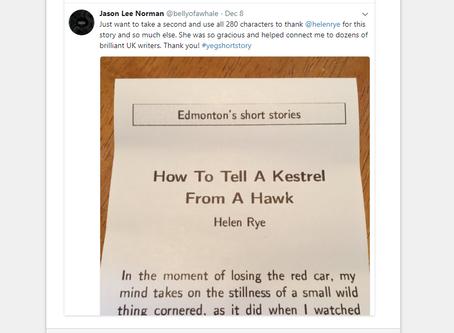Short Edition Short Story Dispenser
