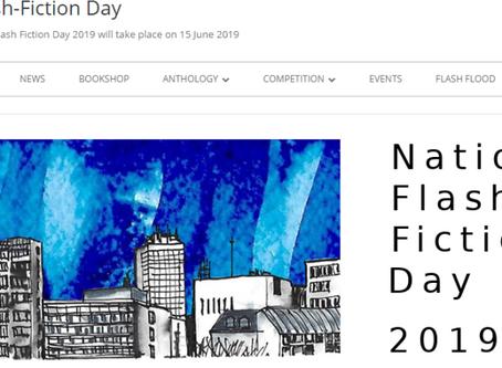 National Flash Fiction Day Anthology 2019