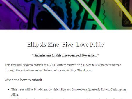 Ellipsis Zine - Love | Pride