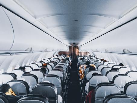 Cancelamento de Passagens e Eventos em virtude da pandemia do Novo Coronavírus