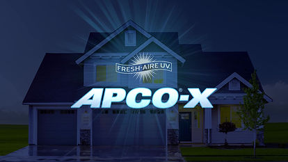 APCO-X Whole House Germicidal UV - C Lamp with PCO video