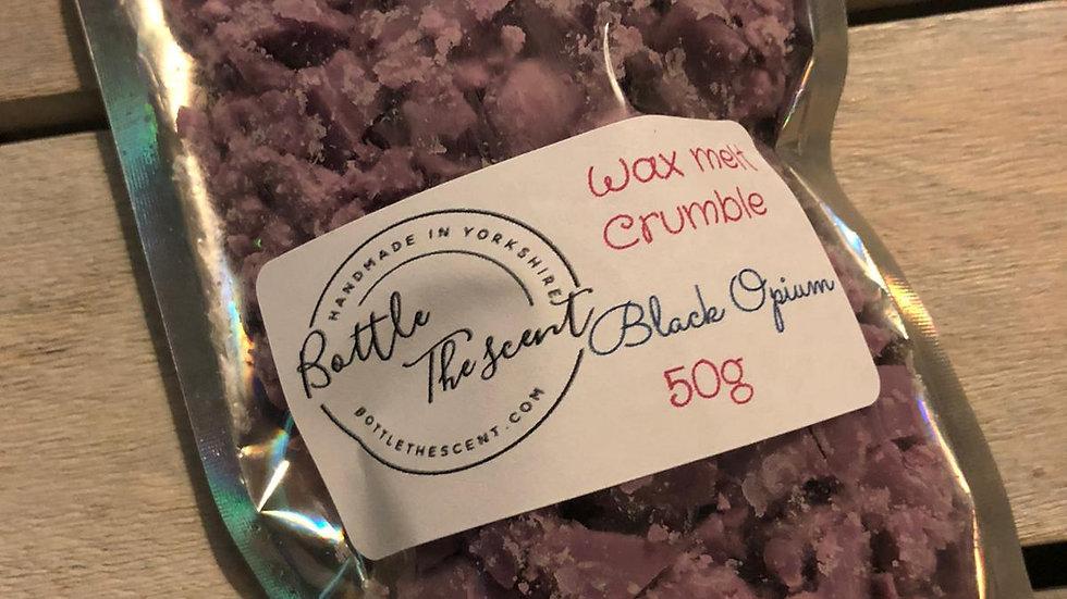 Wax crumble (Black opium)
