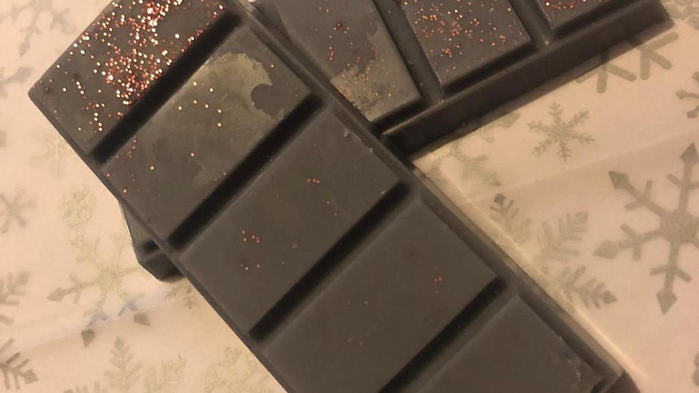Large snap bar(Black Cherry)