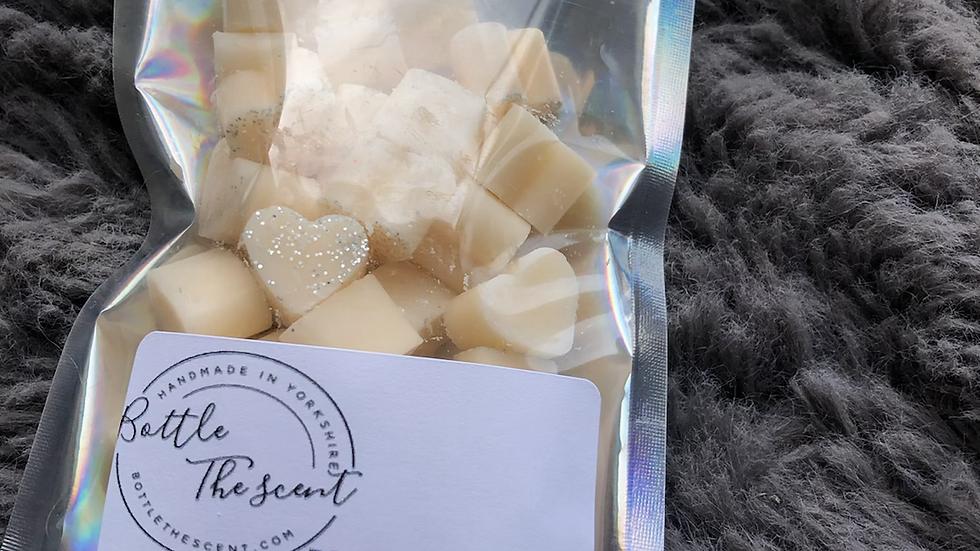 Mini Hearts x30 (passionfruit martini )