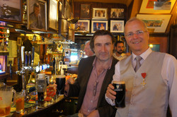 ... sean and guiness