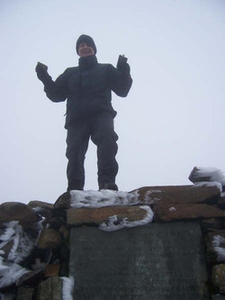 ... top of the pike