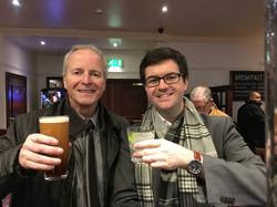 ..... victory in Leeds! James!