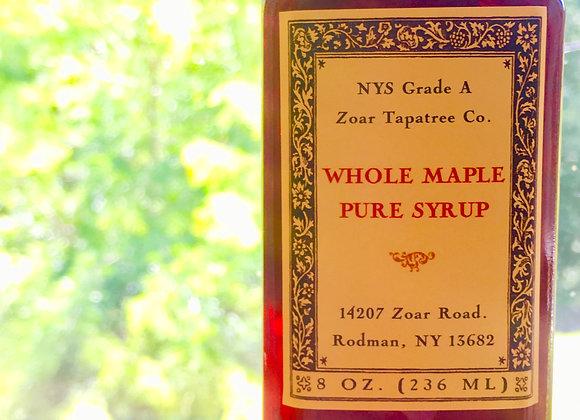 Tapatree Whole Maple--Half Pint