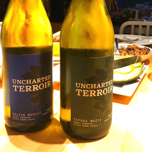 Uncharted Terroir, Indeed~