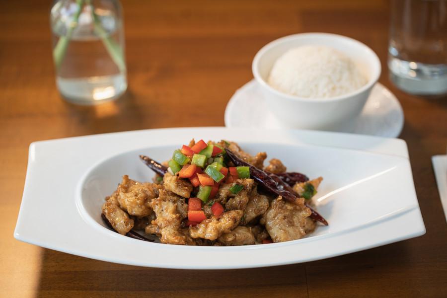 Manchurian Chicken
