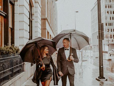 Romantic Engagement Styled Shoot: Hotel Teatro