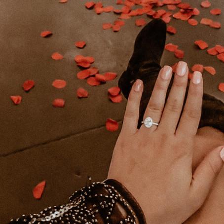 Engaged: I Said Yes!