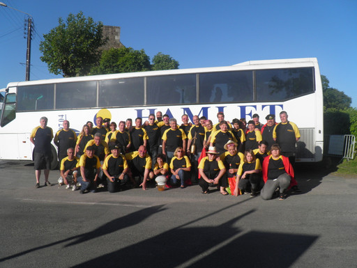 Voyage à Matignon (22) - Pentecôte 2015