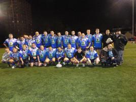 2012-2013 : Equipe à Mehul