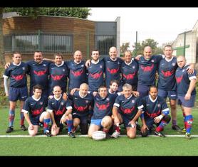 2012 : Globed Trotters à Capentier (75013)