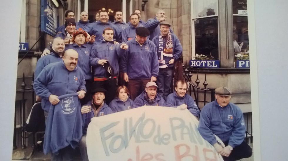 2004 : Ecosse