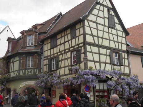 Voyage  Alsace 2016