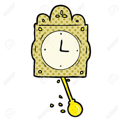 95654180-a-cartoon-ticking-clock-with-pe