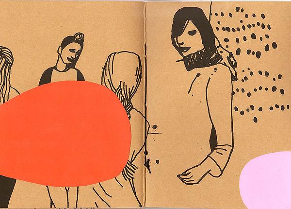 Collageboken omslag