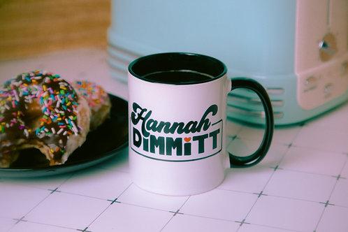 Hannah Dimmitt Retro Mug