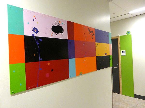 Färglek / Angereds närsjukhus