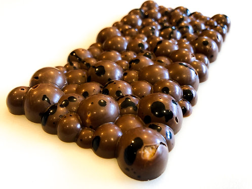 Hazelnut Milk Chocolate Artisan Bar YB