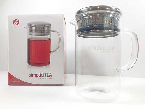 Single Serve Loose Leaf Teapot