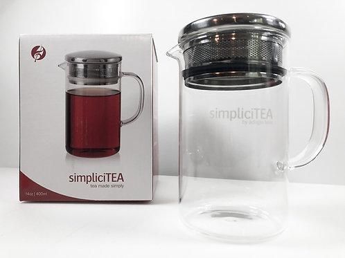 Single Serve Loose Leaf Teapot YB
