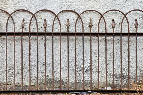 Iron Fencing 011