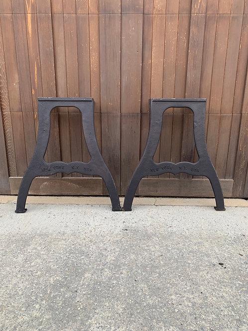 Iron Table Legs