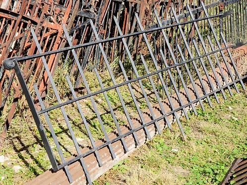 Iron Fencing 002