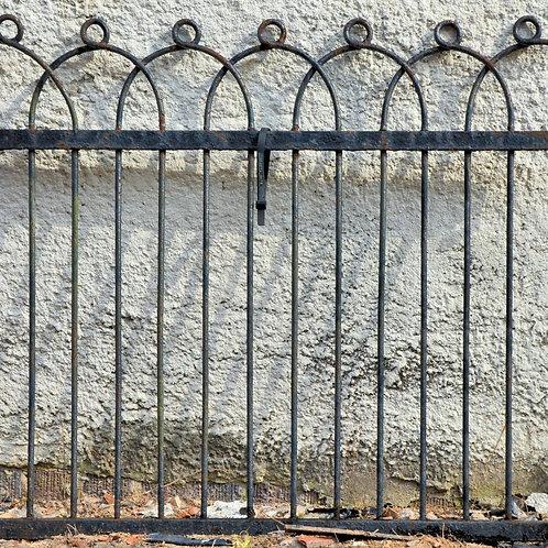 Iron Fencing 015