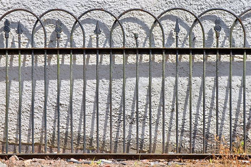 Iron Fencing 008