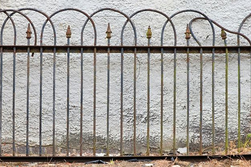 Iron Fencing 010