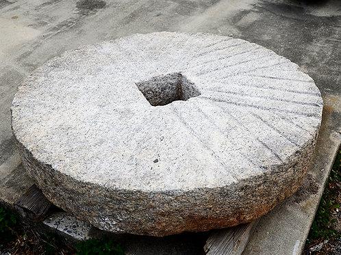 Salvaged millstone