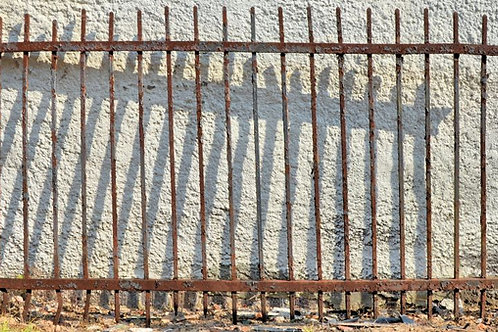 Iron Fencing 016
