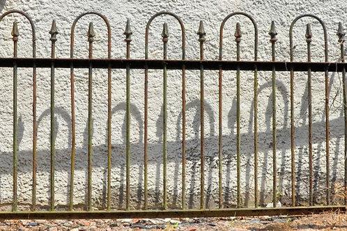 Iron Fencing 007